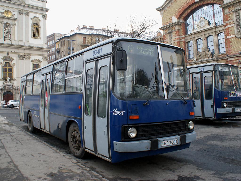 Hungary, Ikarus 260.46 # 03-01