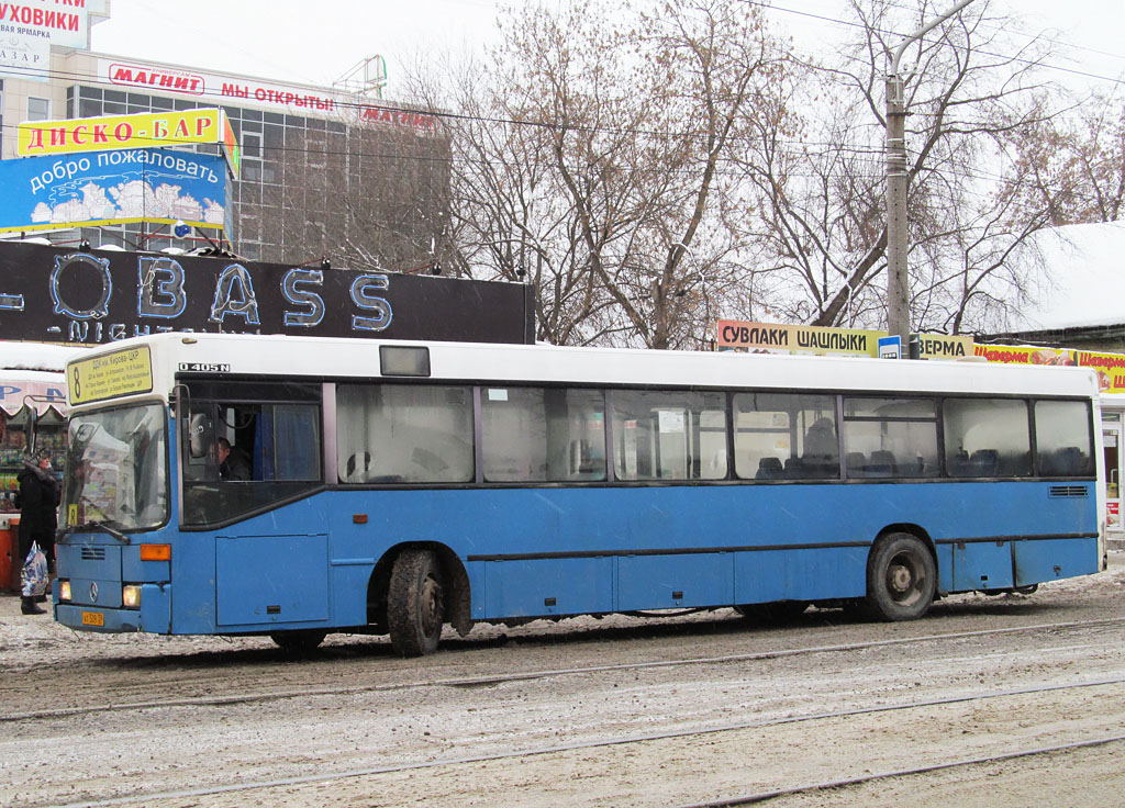 Perm region, Mercedes-Benz O405N # АТ 509 59