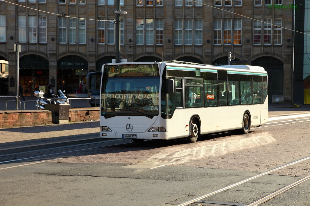 Germany, Mercedes-Benz O530 Citaro # 117