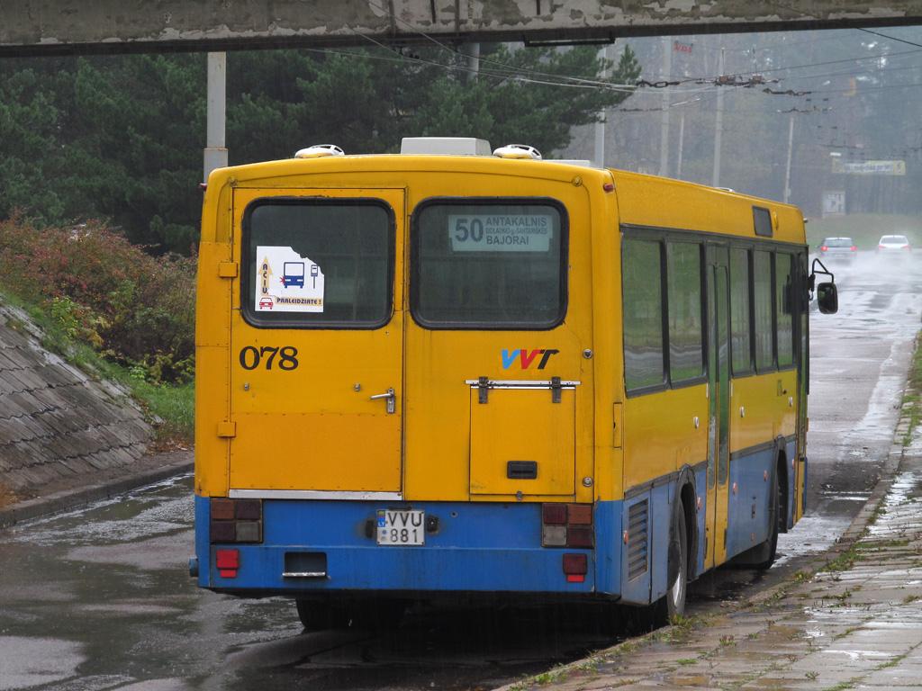 Lithuania, Ramseier & Jenzer # 078