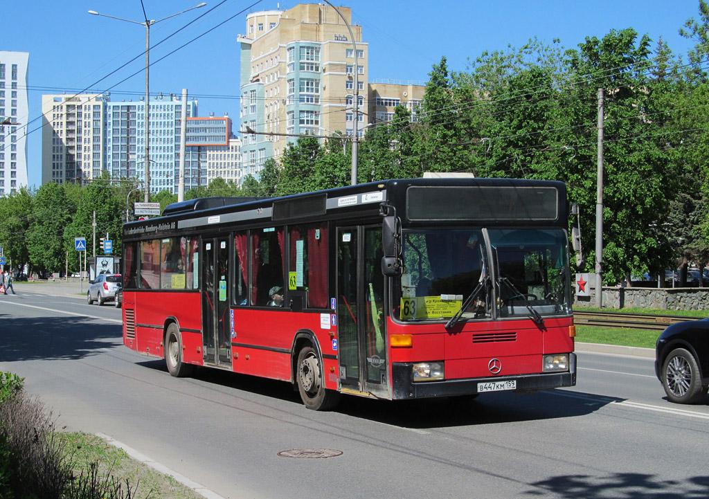 Perm region, Mercedes-Benz O405N2 # В 447 КМ 159