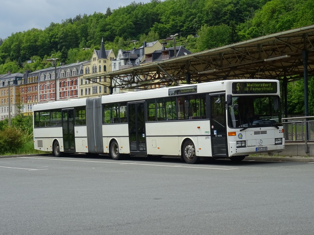 Germany, Mercedes-Benz O405G # 21