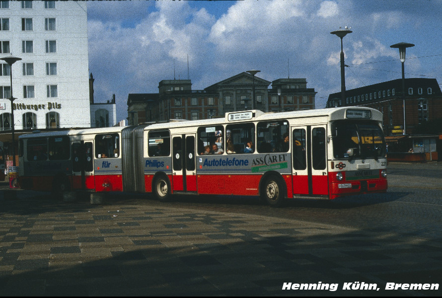 Germany, Mercedes-Benz O305G # 221