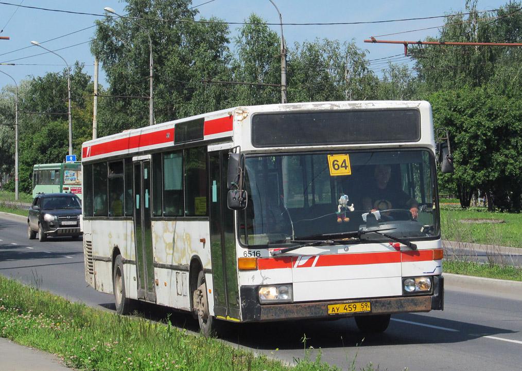 Perm region, Mercedes-Benz O405N # АУ 459 59