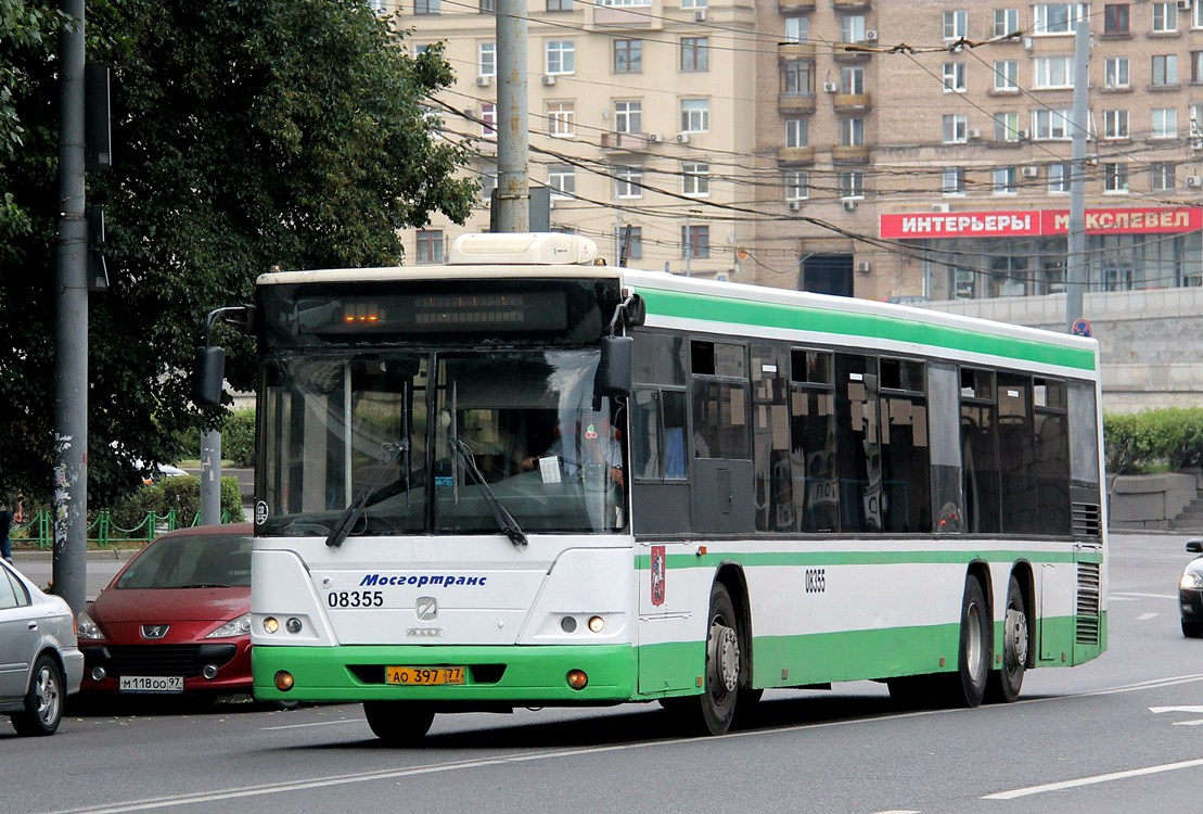 Moscow, GolAZ-6228 # 08355