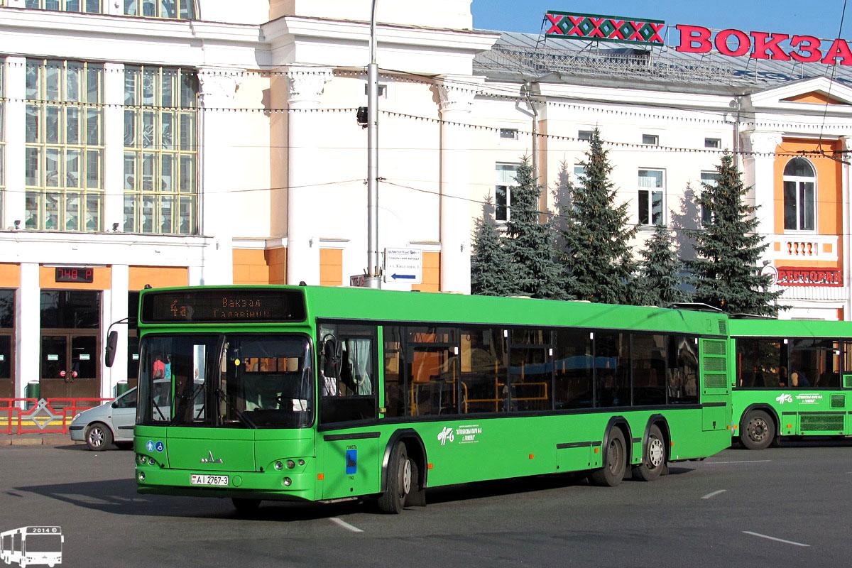 Гомельская область, МАЗ-107.466 № АІ 2767-3