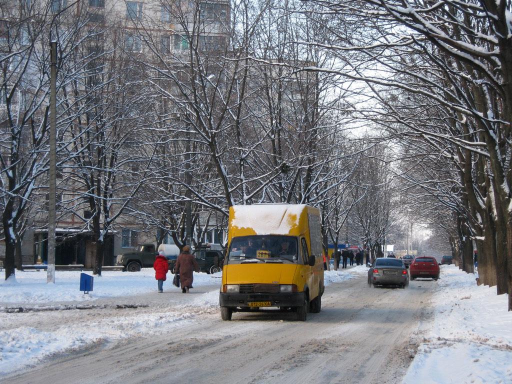 Kharkov region, Ruta SPV-17 # 012-26 ХА
