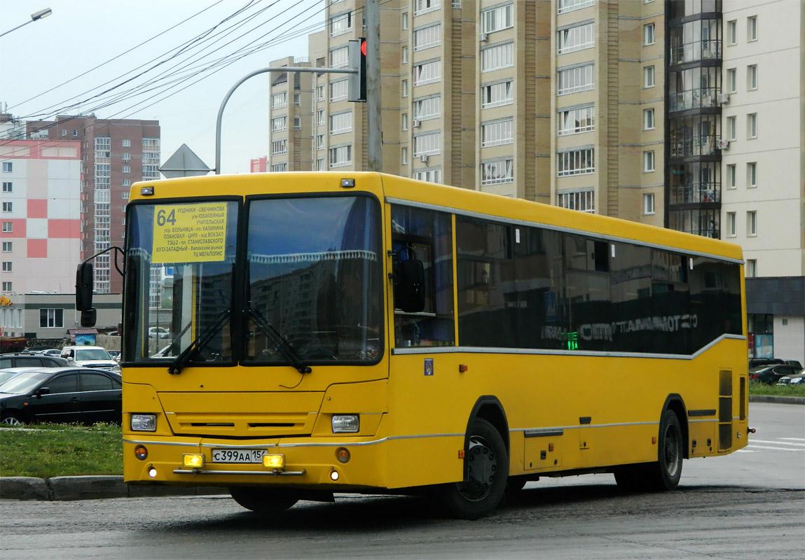 Novosibirsk region, NefAZ-5299-10-15 (5299BG) # ТТ 624 54