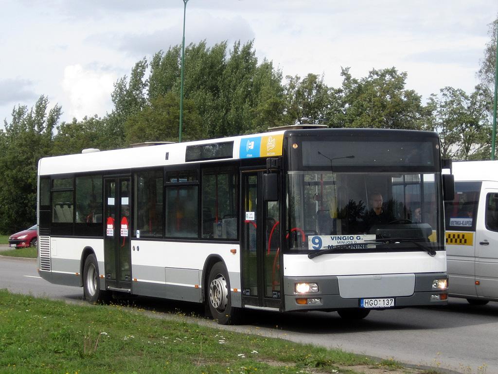 Lithuania, MAN A21 NL223 # HGO 137