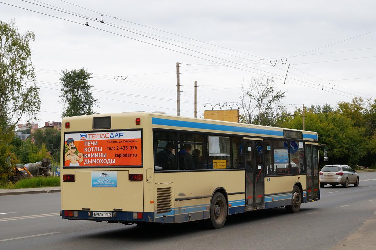 Perm region, Mercedes-Benz O405N2 # В 961 ХР 159