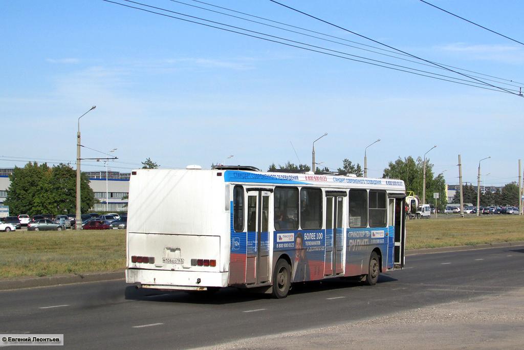 Samara region, LiAZ-5256.00 # М 106 ЕО 163
