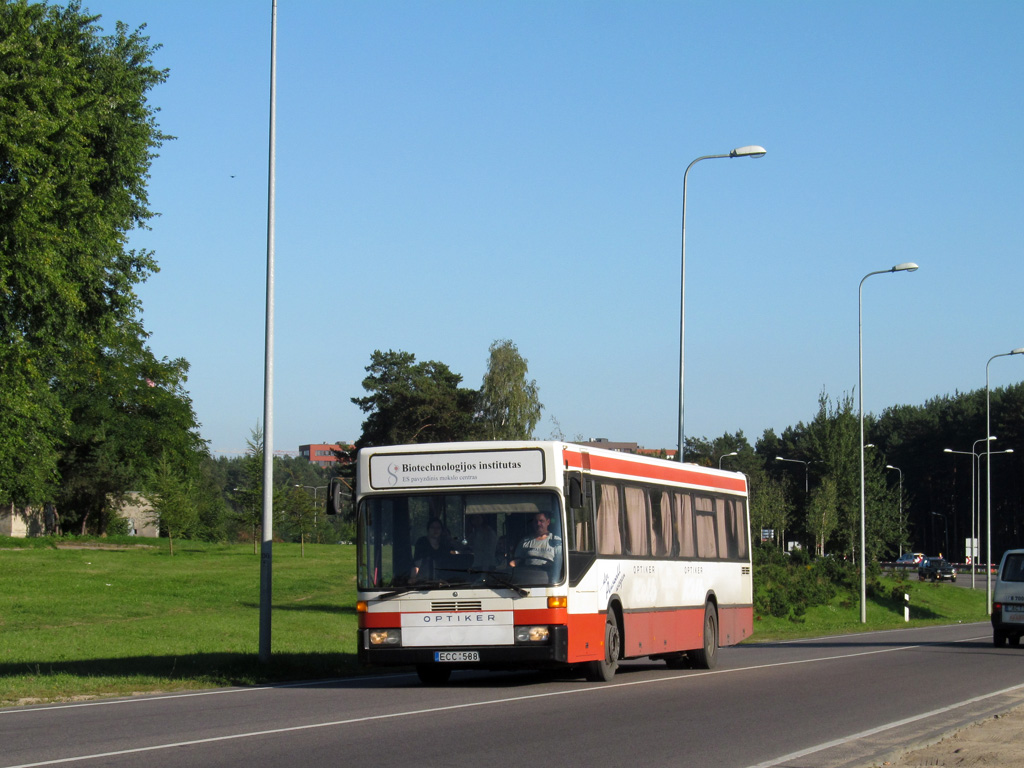 Lithuania, Mercedes-Benz O405N # ECC 588