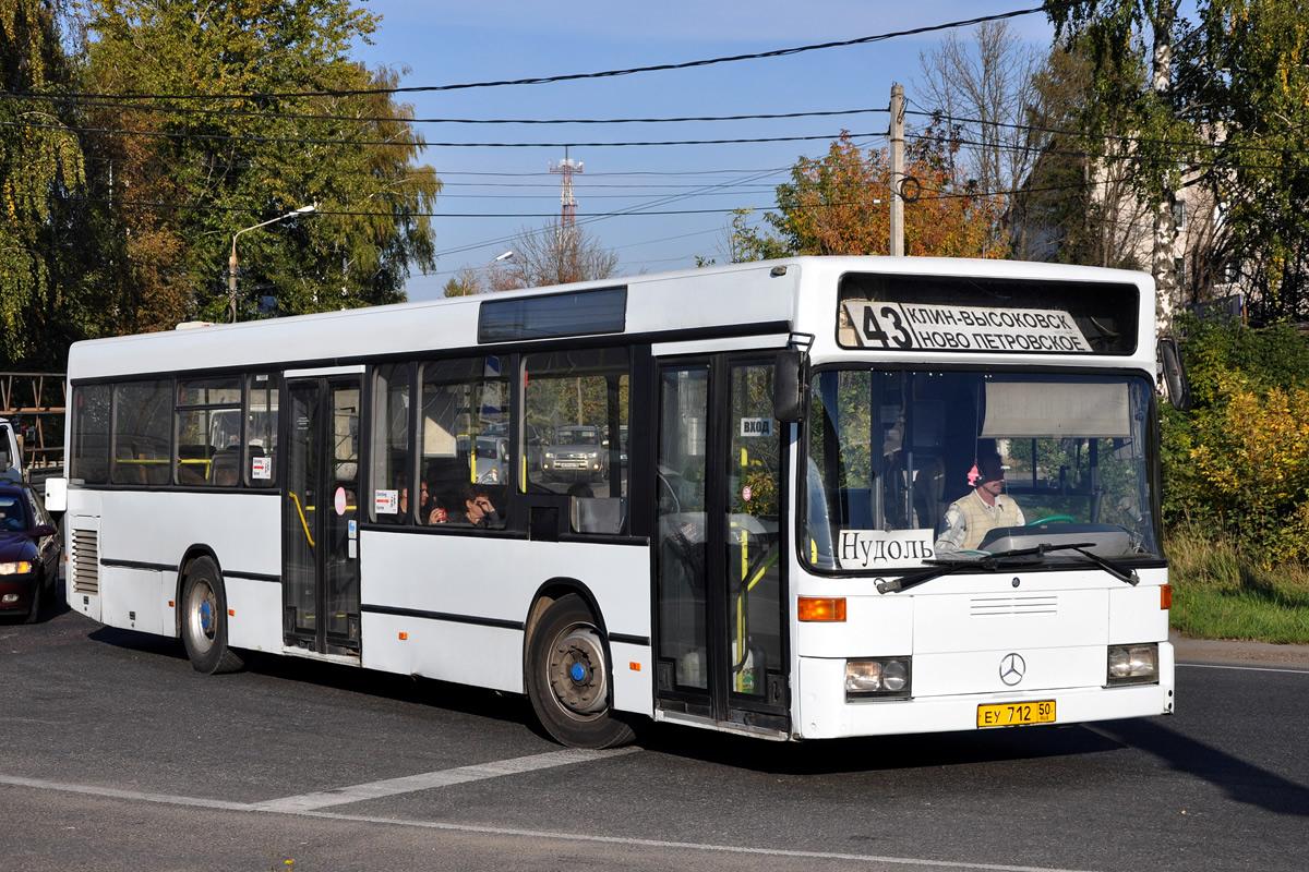 Moscow region, Mercedes-Benz O405N2 # ЕУ 712 50