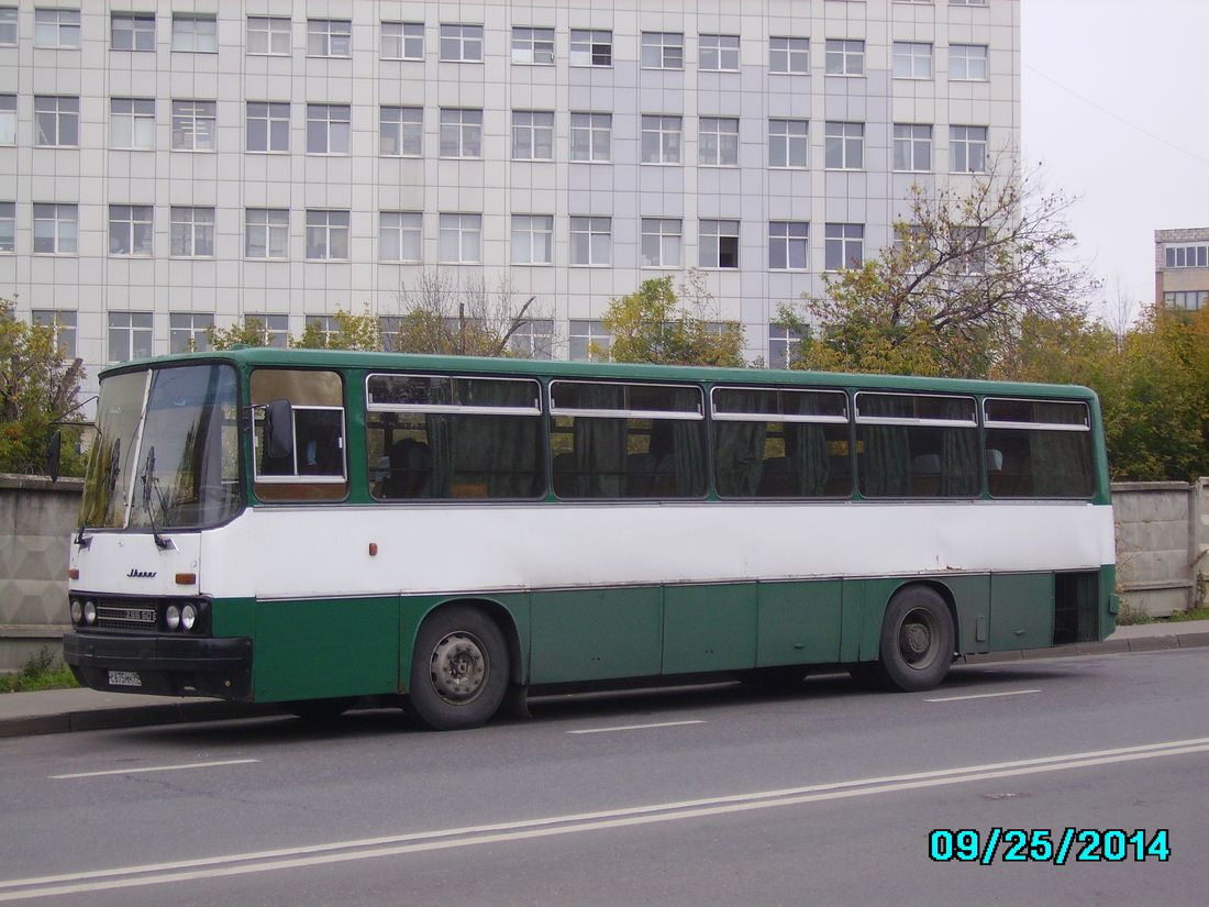 Moscow, Ikarus 256.50E # С 675 ММ 99