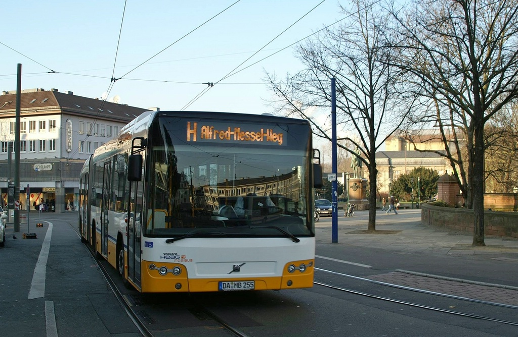 Germany, Volvo 7700A # 255