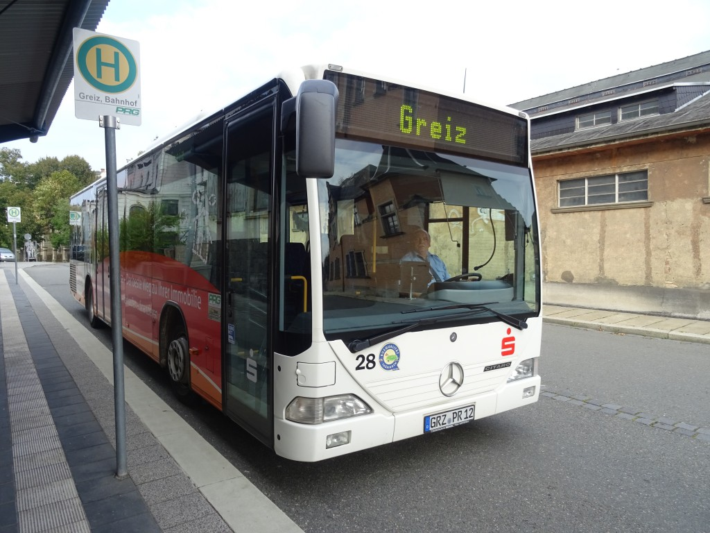 Germany, Mercedes-Benz O530 Citaro Ü # 28
