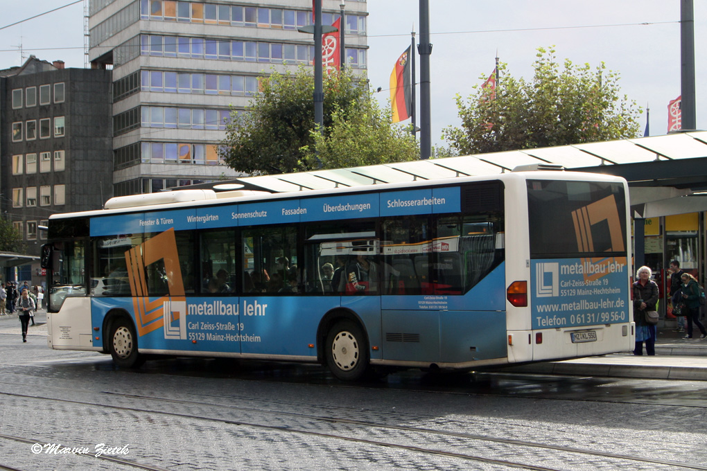 Germany, Mercedes-Benz O530 Citaro # MZ-KL 550
