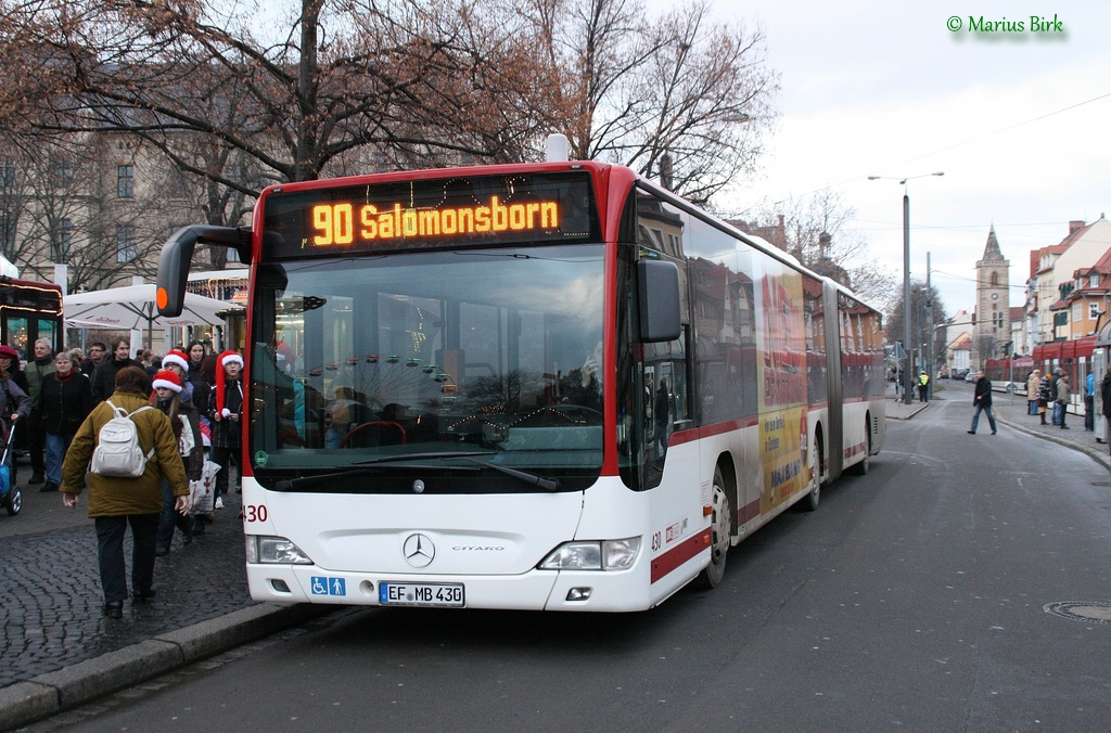 Germany, Mercedes-Benz O530 Citaro G # 430