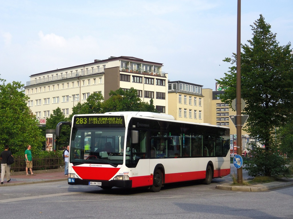 Germany, Mercedes-Benz O530 Citaro # 2305