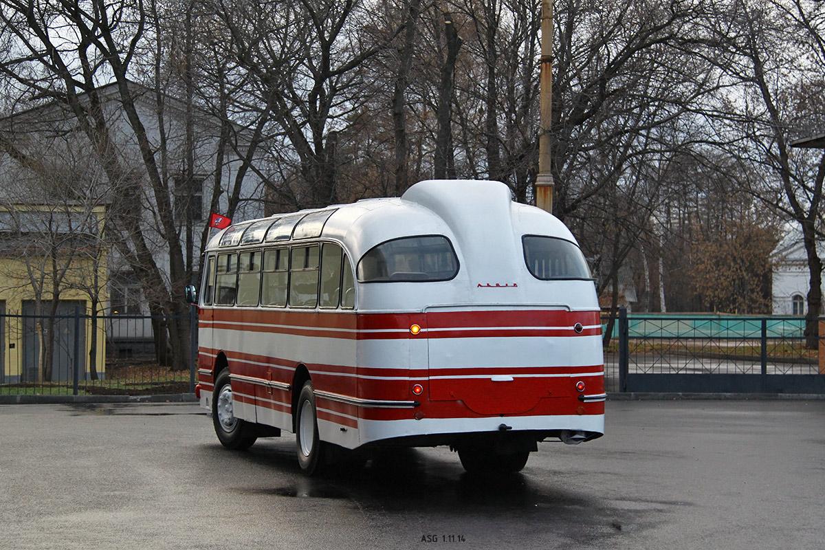 Moscow, LAZ-695E # 006; Moscow — ExpoCityTrance — 2014