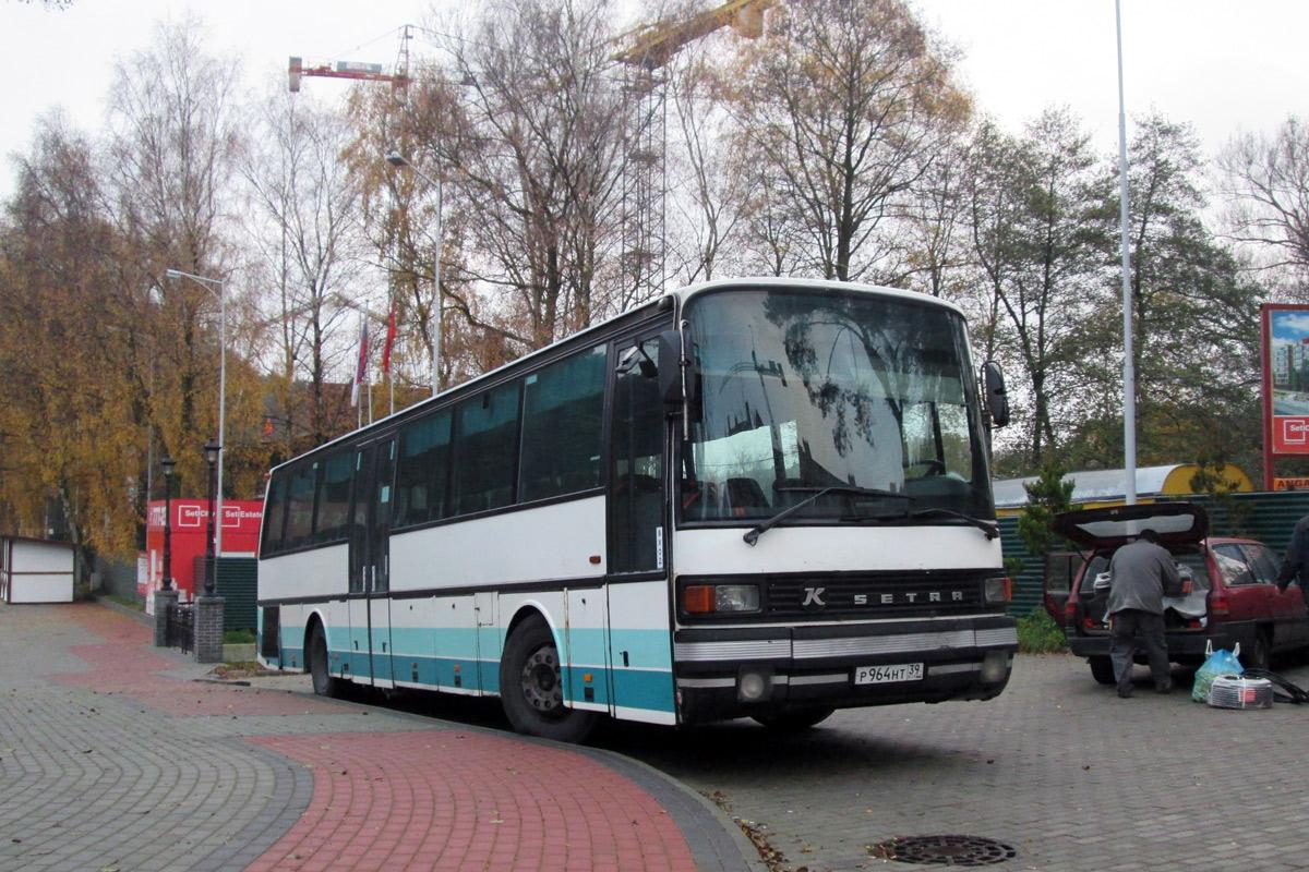 Kaliningrad region, Setra S215UL # Р 964 НТ 39