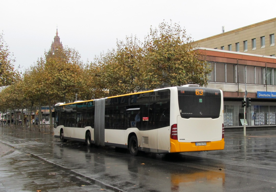 Germany, Mercedes-Benz O530 Citaro G # 910