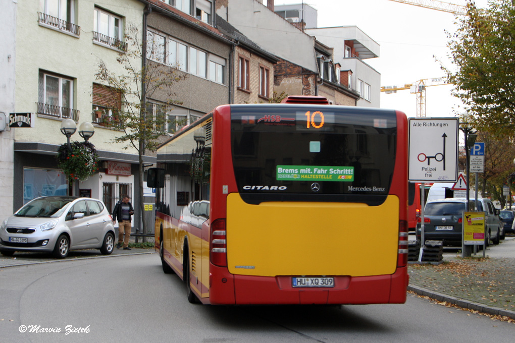 Germany, Mercedes-Benz O530 Citaro # 9