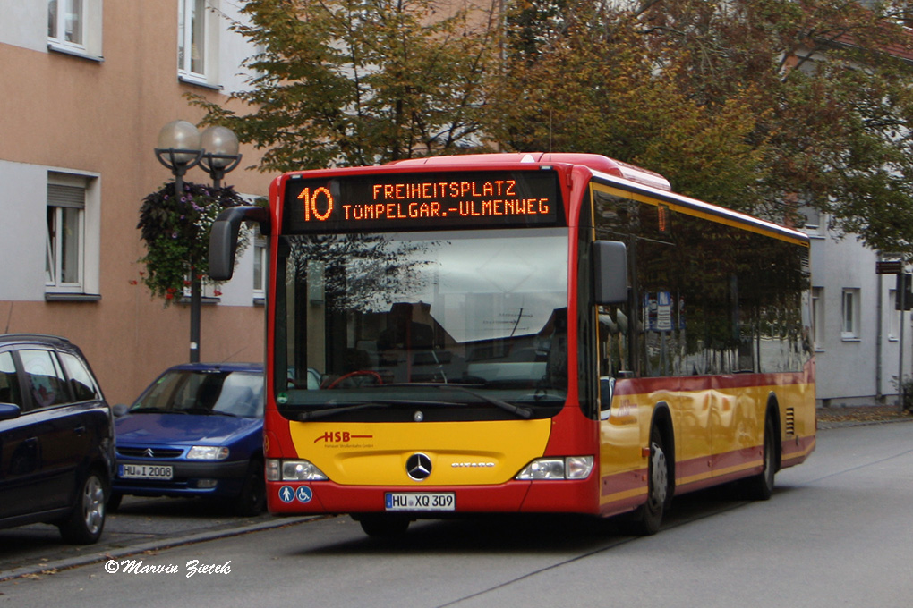 Germany, Mercedes-Benz O530 Citaro # 9