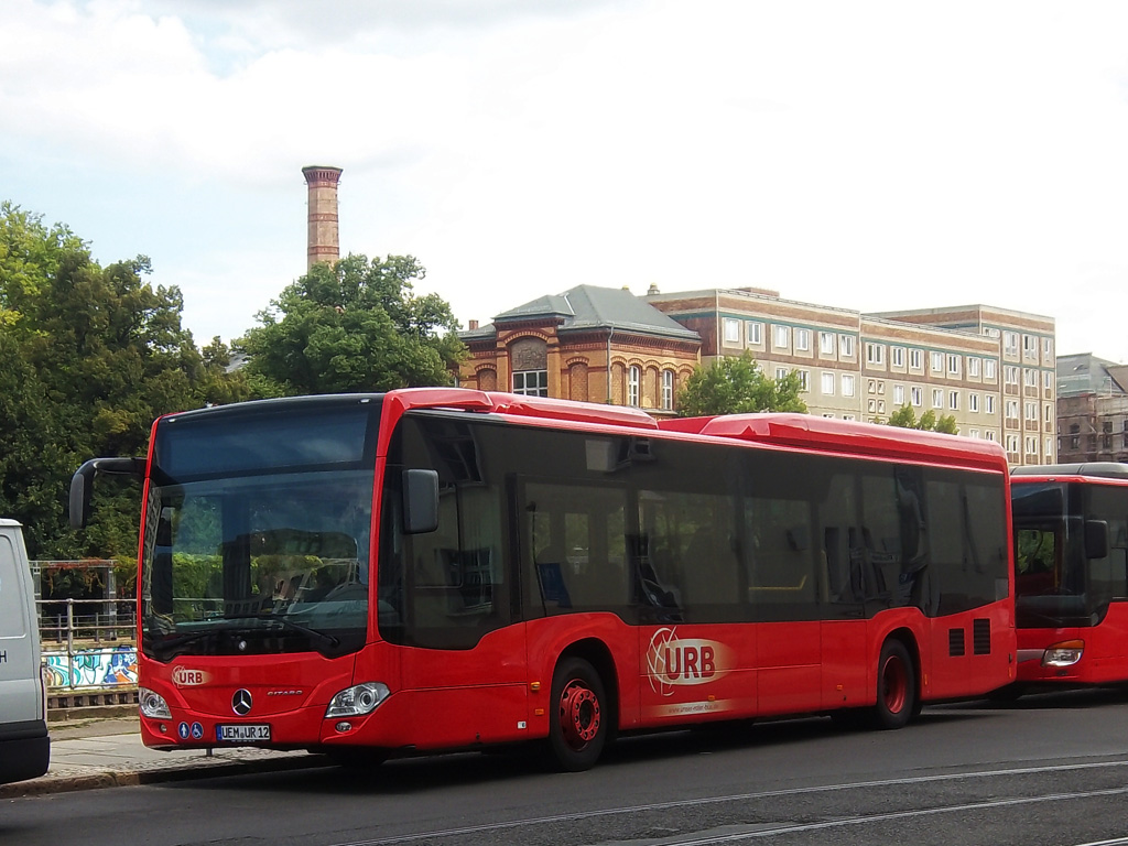 Germany, Mercedes-Benz O530 Citaro LE Ü # 12