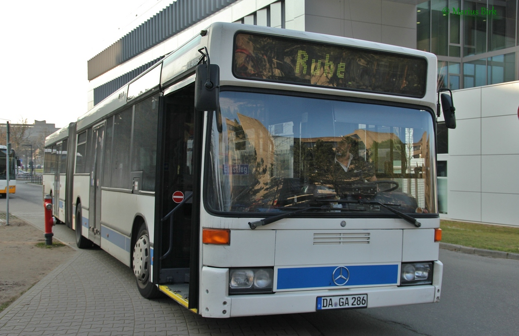 Germany, Mercedes-Benz O405GN2 # 286