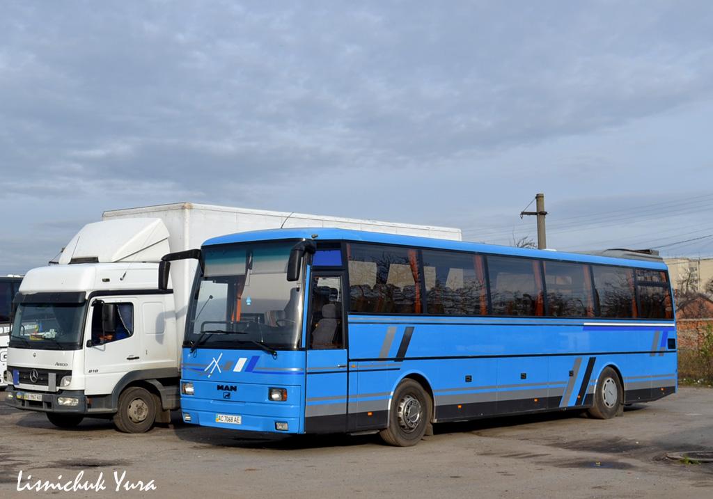 Волынская область, Muratori Arena № АС 7068 АЕ