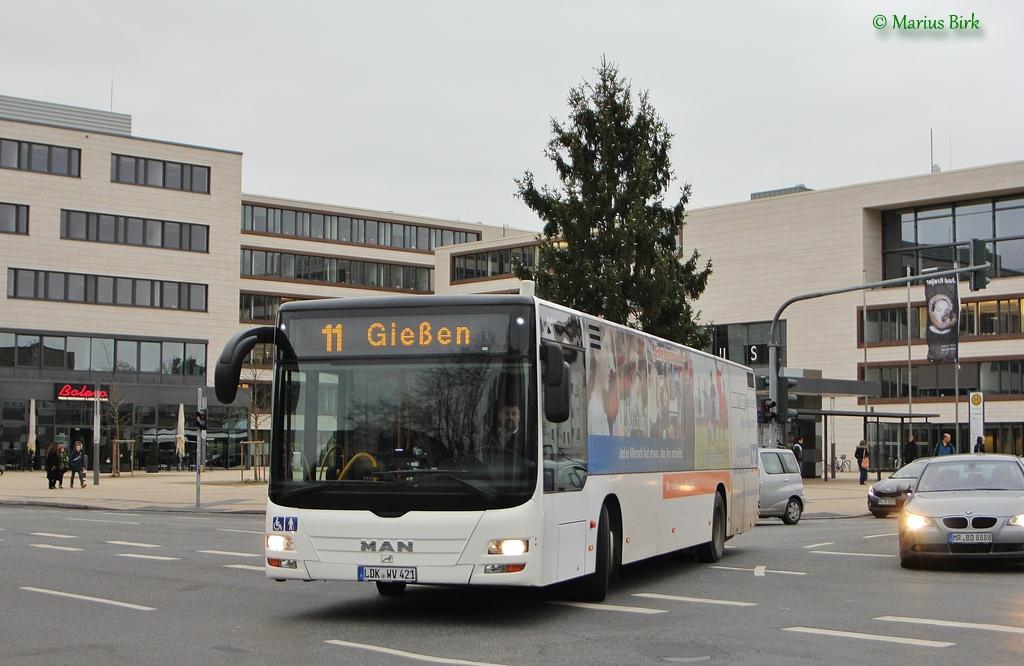 Germany, MAN A21 Lion's City NL283 # 21