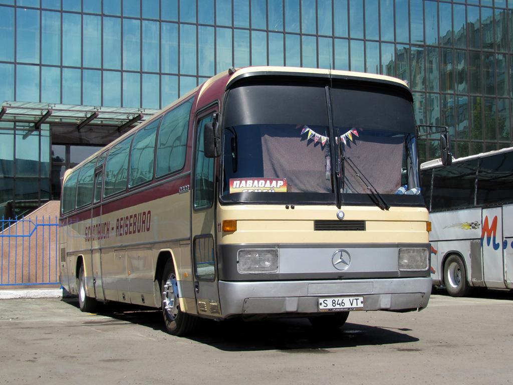 Pavlodar province, Mercedes-Benz O303-15RHS # S 846 VT