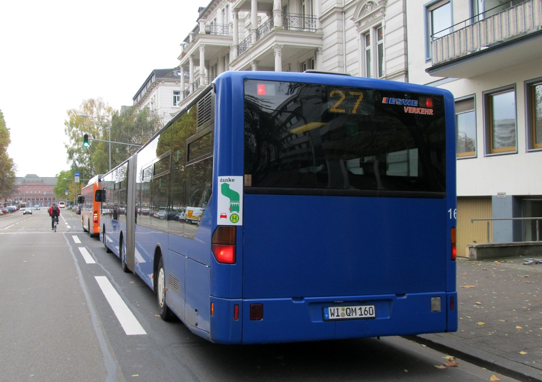 Germany, Mercedes-Benz O530 Citaro G # 160