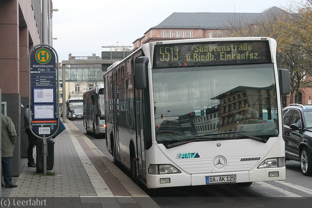 Germany, Mercedes-Benz O530 Citaro # 29