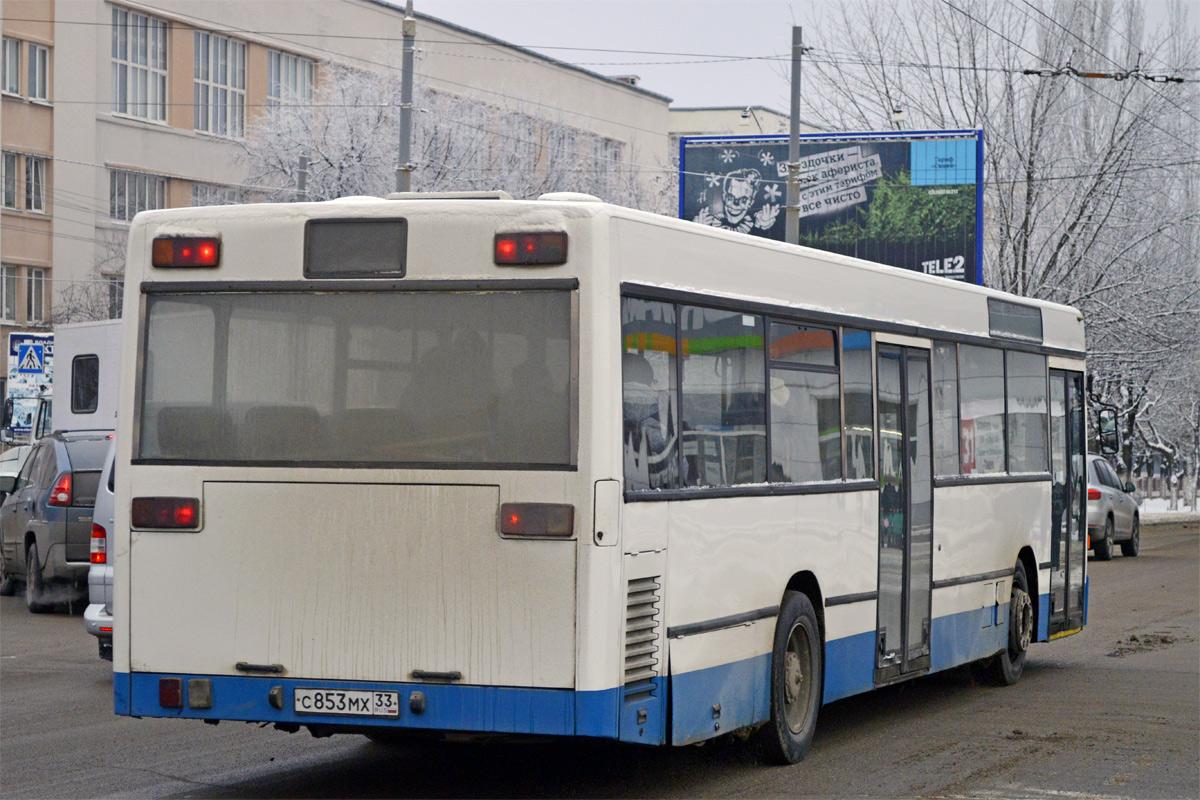 Vladimir region, Mercedes-Benz O405N # С 853 МХ 33