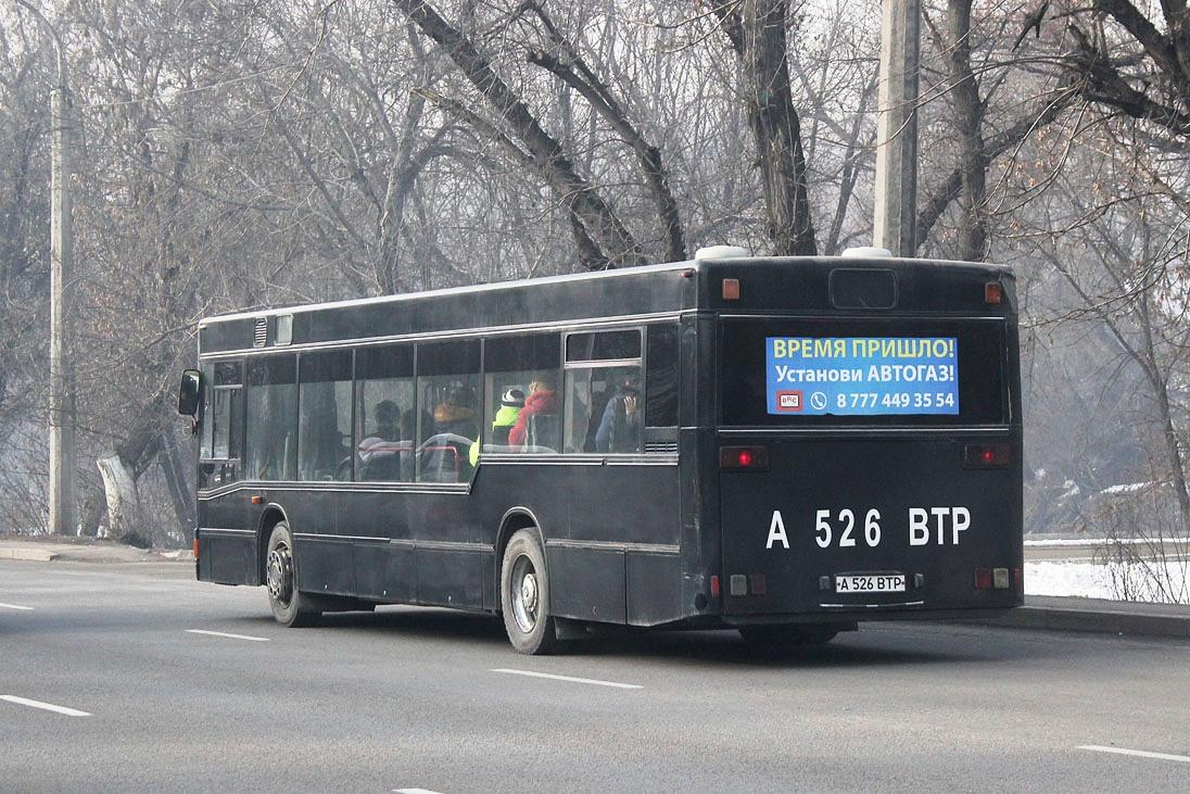 Almaty, MAN A10 NL202 # A 526 BTP