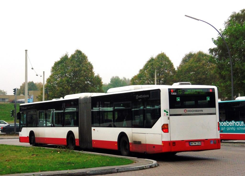 Germany, Mercedes-Benz O530 Citaro G # 7353