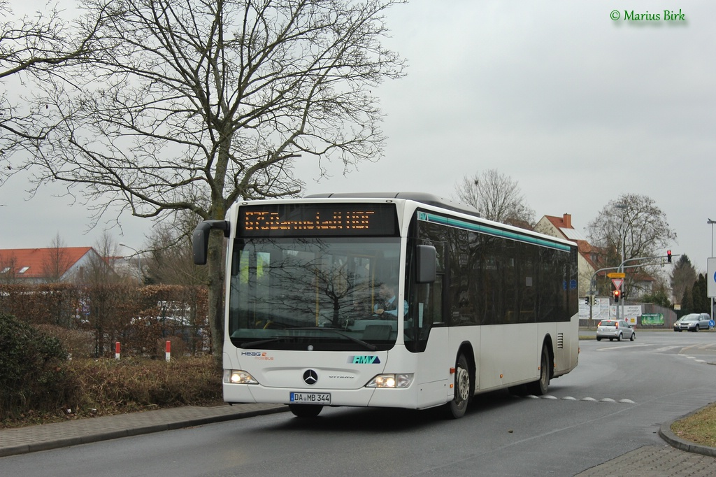 Germany, Mercedes-Benz O530 Citaro # 344