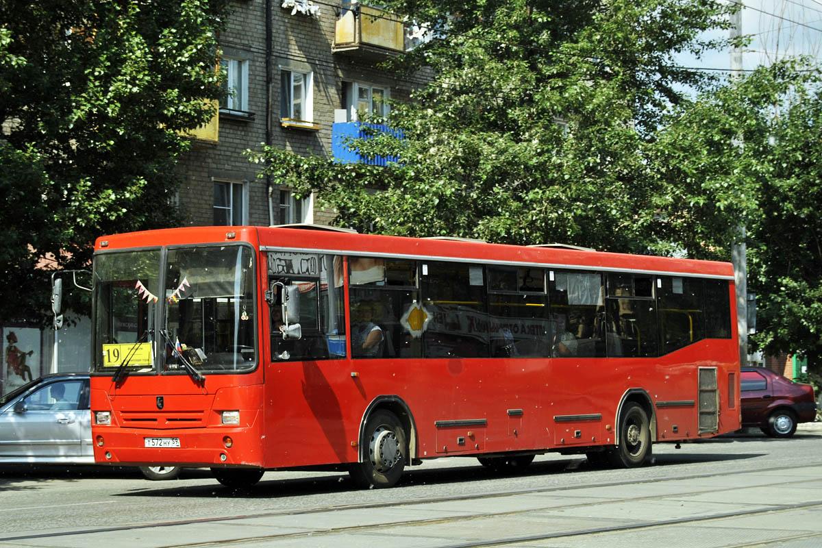 Perm region, NefAZ-5299-20-32 (5299CSV) # Т 572 НУ 59