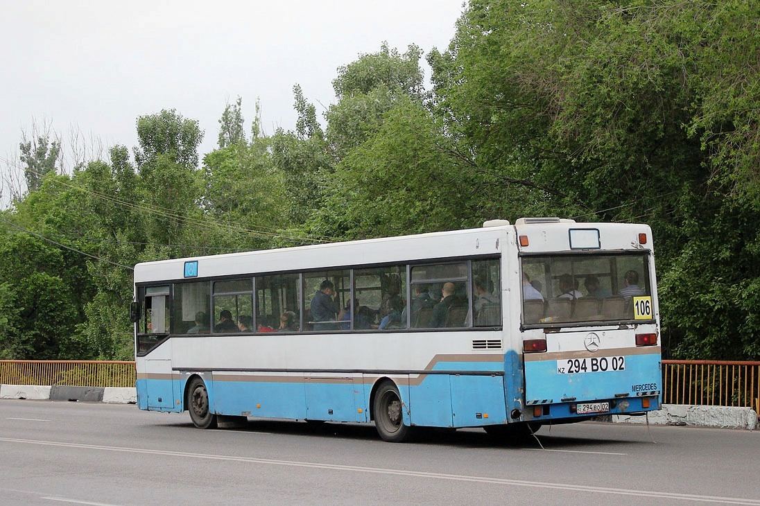 Almaty, Mercedes-Benz O405 # 294 BO 02
