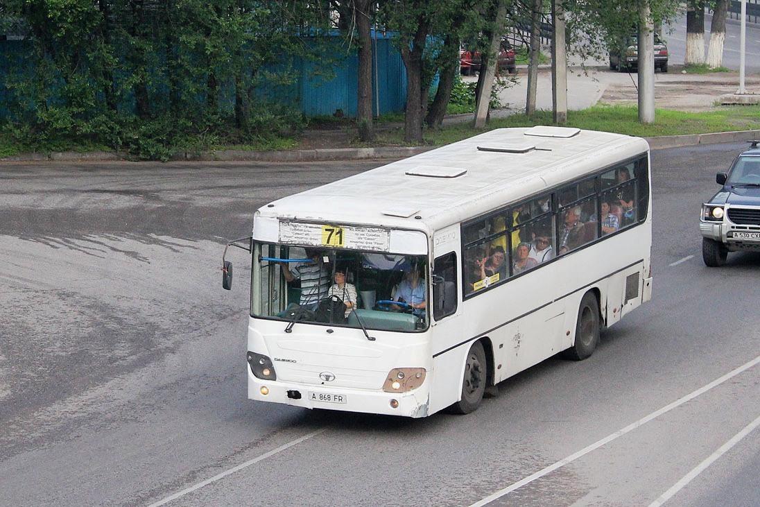 Almaty, Daewoo BS090 (SemAZ) # A 868 FR