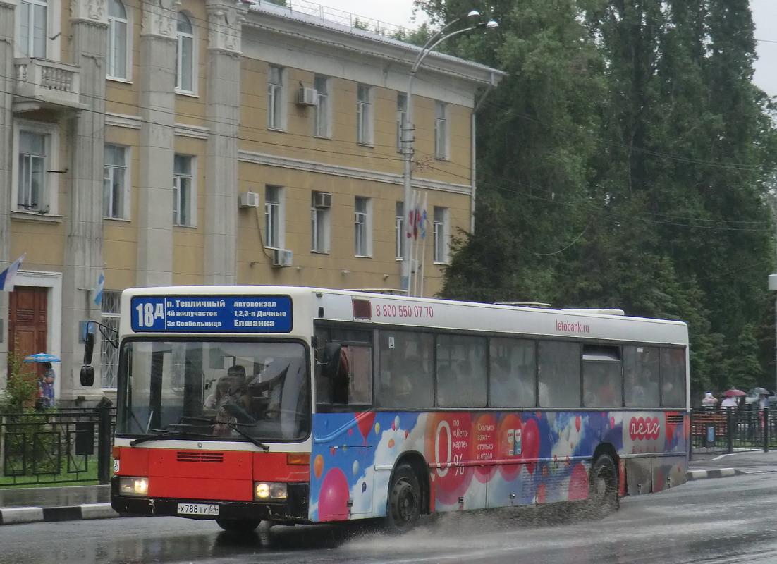Saratov region, Mercedes-Benz O405N # Х 788 ТУ 64