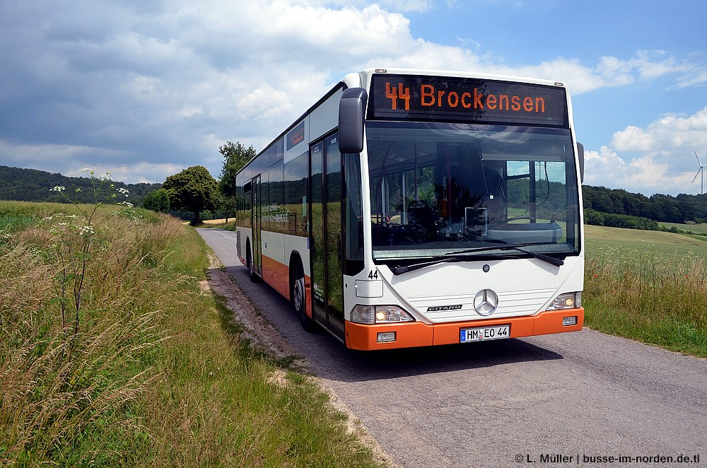 Germany, Mercedes-Benz O530 Citaro # 44