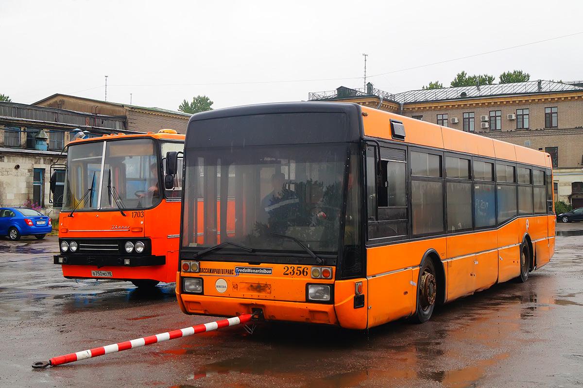 Saint-Petersburg, BredaMenarinibus M221 # 2356