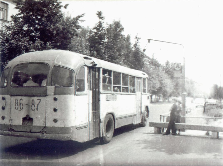 Nizhegorodskaya region, ZiL-158V # 36