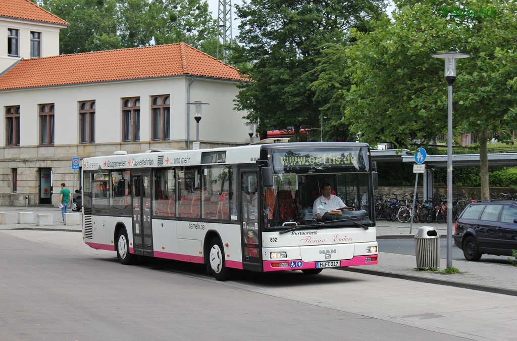 Germany, MAN A20 NÜ263 # 17