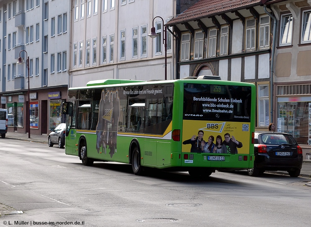Germany, Mercedes-Benz O530 Citaro # 11