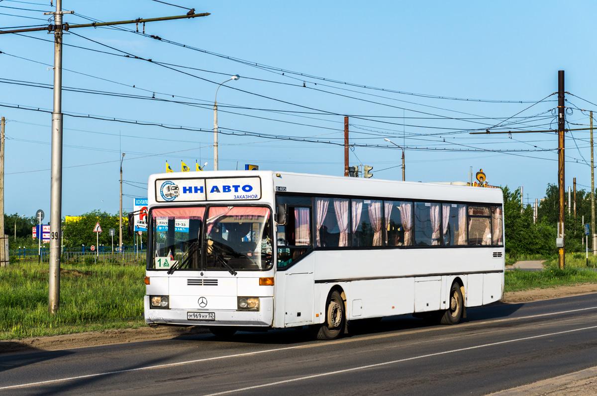 Nizhegorodskaya region, Mercedes-Benz O405 # М 969 НУ 52
