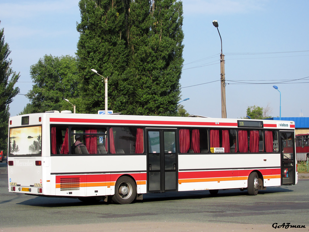 Dnepropetrovsk region, Mercedes-Benz O407 # АЕ 0923 АВ